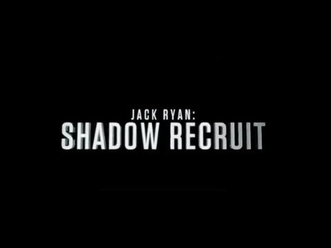 """Jack Ryan Shadow Recruit"" - In Theatres 1/17/14"