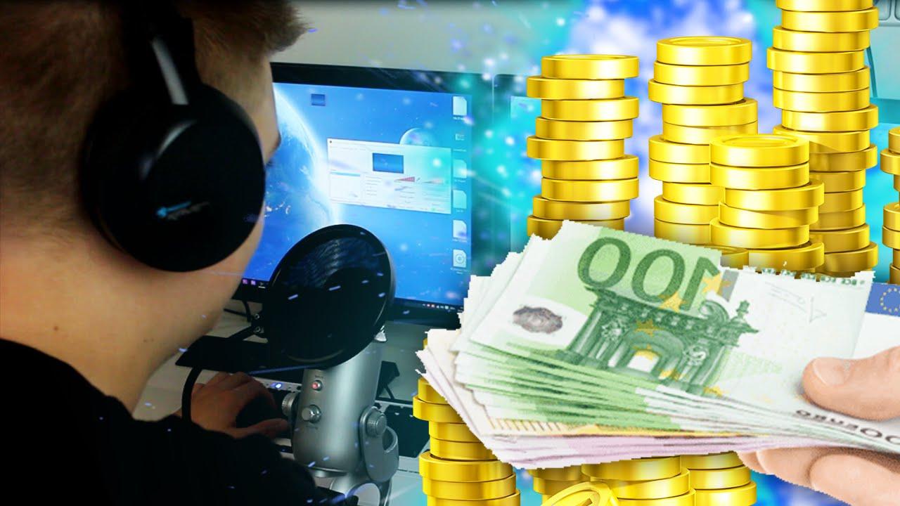 Zocken Geld Verdienen