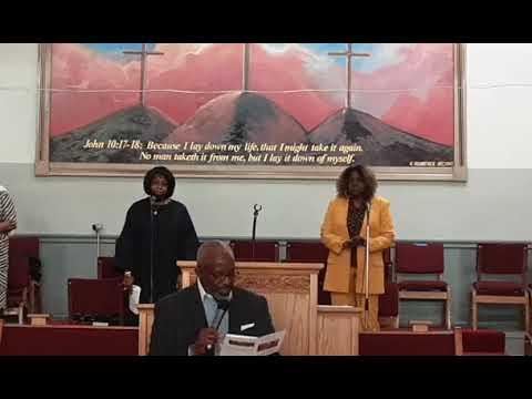 March 14th 2021 Jerriel Missionary Baptist Church Sunday Worship