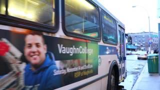 MTA Bus Company 2002 New Flyer D60HF 5510 & 2015 New Flyer XD60