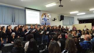 Coral Igreja Batista Fonte Erga a voz ao Senhor 10 Anos Vida Nova