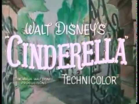 "Walt Disney's ""Cinderella"" (1950) Trailer"