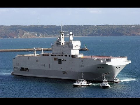 Was The Mistral Warship Designed To Attack Israel
