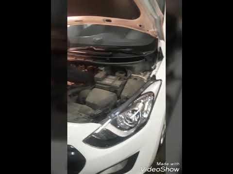 Чип тюнинг Hyundai I30 2013 1.6 AT