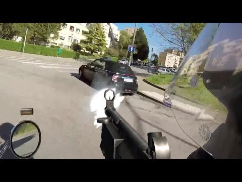 Stupid, Crazy & Angry People Vs Bikers 2018 [Ep.#339]