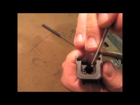 Springfield XD9 Slide Disassembly (complete Tear Down)