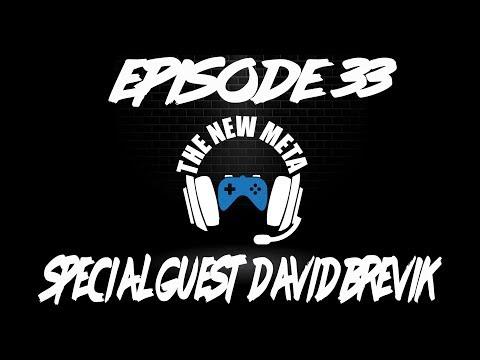Podcast Episode 33: Special Guest David Brevik