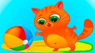 КОТЕНОК БУБУ #39 - ЛЕЧИМ ЗУБЫ - игровой мультик для малышей видео для детей #ПУРУМЧАТА