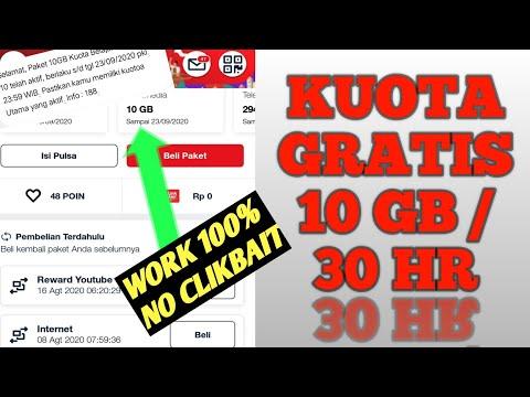 cara-mendapatkan-kuota-gratis-telkomsel-10gb-/30hari-terbaru-2020-|-internet-gratis-telkomsel