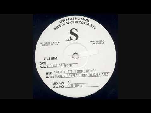 Paul Nice Feat. Masta Ace - 4BK
