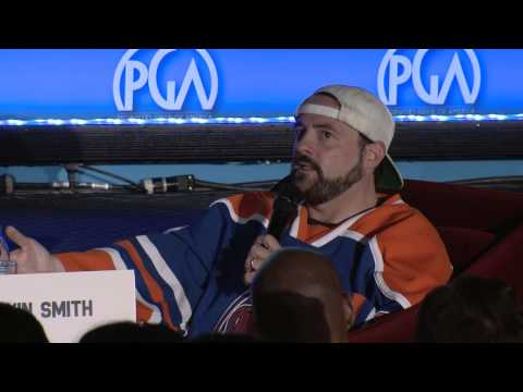 "Kevin Smith on getting Johnny Depp for ""Tusk"""