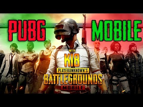 PUBG Mobile || We play for Chicken Dinner || Online mobile game [1 WIN]