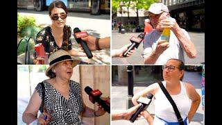 SAMO POLAKO, DRŽITE SE HLADOVINE: Pitali smo Beograđane kako izlaze na kraj sa vrućinama