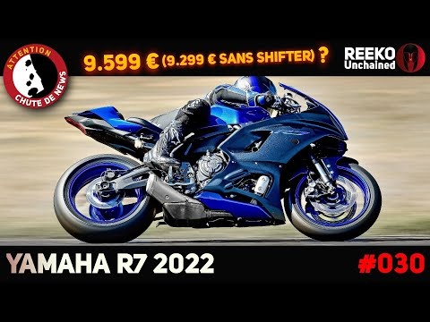 🔴 YAMAHA R7 2021 : PRIX, SPECS & DISPO ⚠️CHUTE DE NEWS  🔴 REEKO Unchained