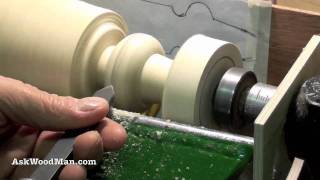 6 Of 23 • Wood Routers: How To Make A Jig To Route A Tapered Fluted Leg