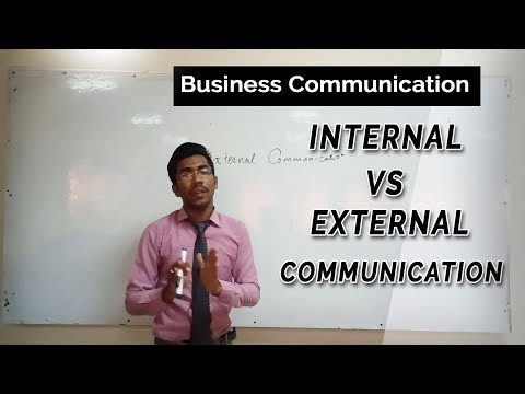 Difference Between Internal And External Communication