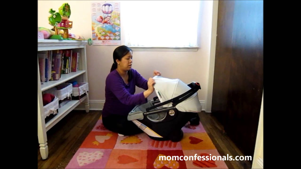 A Closer Look At The Orbit Baby Infant Car Seat G2