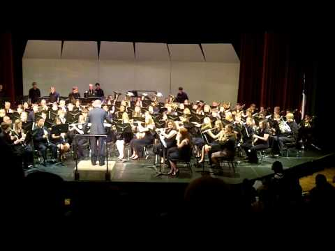 Texas A&M Symphonic Winds - Eulogize the Yangtze