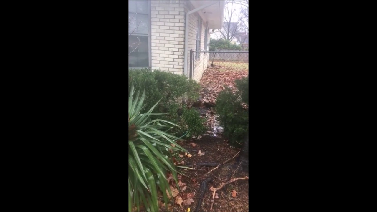Download Yard Drainage Correction Versus French Drains - Allen, Denison And Collin And Grayson Counties
