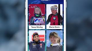France Télévisions et Snapchat s'associent pour les Jeux Olympiques d'Hiver 2018 à PyeongChang