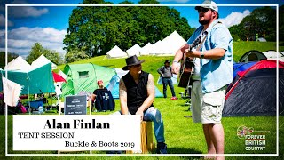 Alan Finlan Tent Session - Buckle & Boots 2019