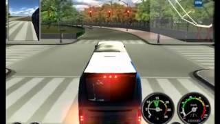 18 wheels of steel haulin Mod Bus Mexico   Ruta Mexico   Toluca / canal tv animacion