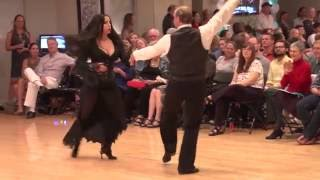 Novelty/Tango by Morticia and Gomez at Ultimate Ballroom Dance Studio in Memphis
