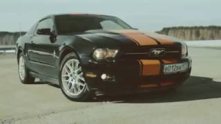 тест драйв Ford Mustang
