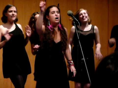 99 Red Balloons A Cappella Treble In Paradise Youtube