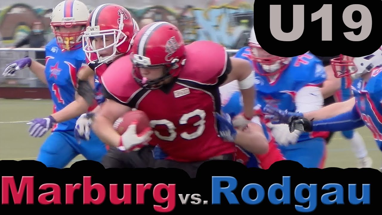Download U19 - Marburg Mercenaries vs. Rodgau Pioneers