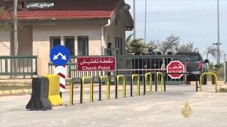 استمرار إغلاق معبر جابر-نصيب بين سوريا والأردن