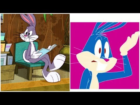 Cartoon Network Coming Up Next Bumpers with Looney Tunes