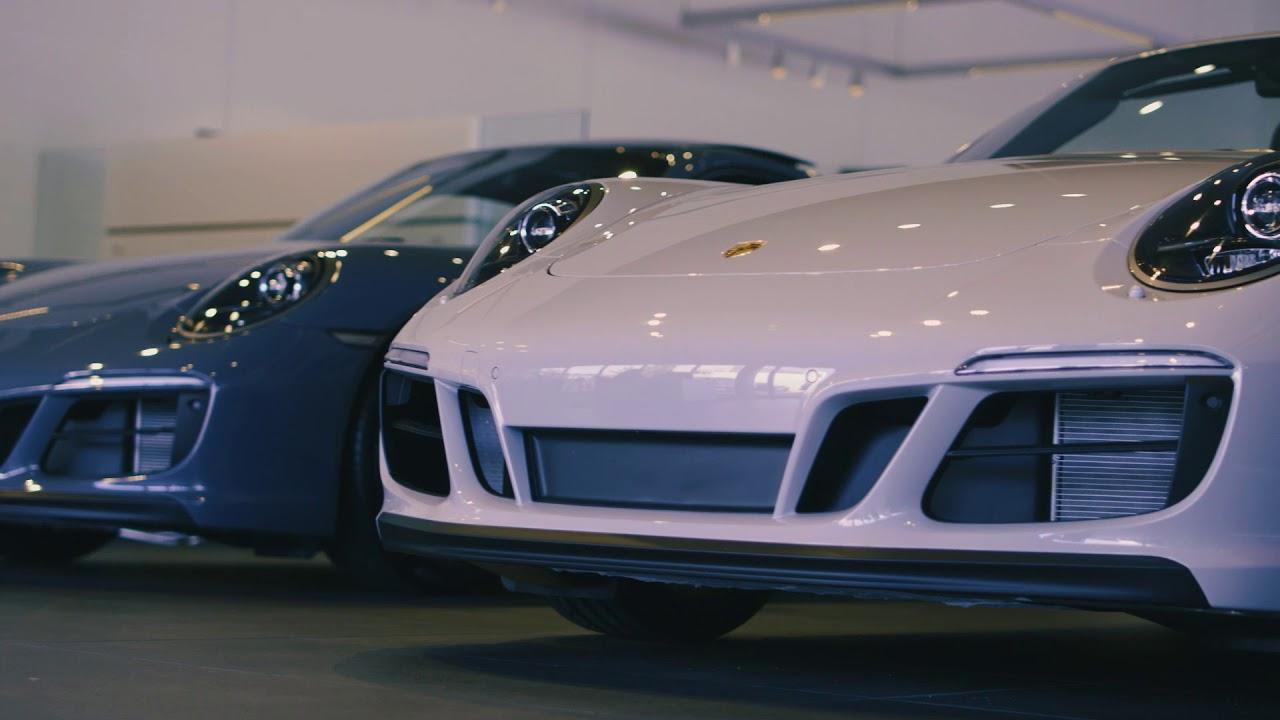 Porsche Nashua - 2017 Premier Porsche Dealer - YouTube
