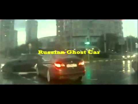 Russian Ghost Car-Paranormal Activity-Russia-3D Video