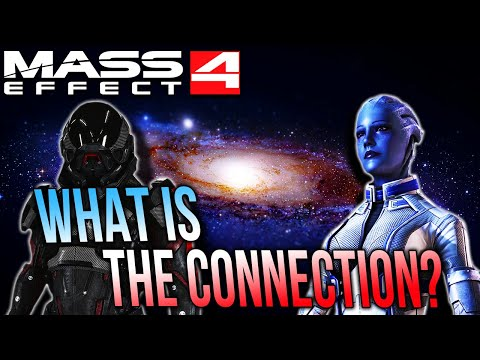 Will ANDROMEDA Be Connected to the Next Mass Effect? (Mass Effect 4 THEORY) |