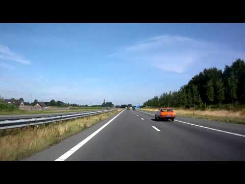 A50 Eindhoven - Oss, NL