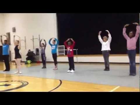 2013-04-02 Artspalooza - Ballet