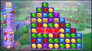 Wonka's World of Candy Level 127 - NO BOOSTERS + FULL STORY ???? | SKILLGAMING ✔️