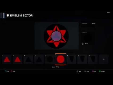 how to make good emblems on bo2