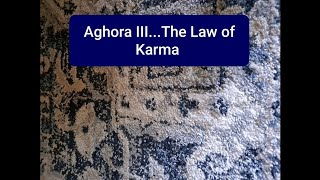 4 Timir Chapter  Aghora III The Law of Karma