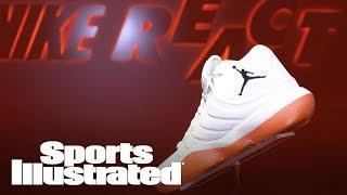Nike New React Technology: Testing Jordan Superfly 2017 & React Hyperdunk 2017 | Sports Illustrated