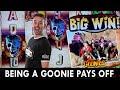 Goonies Bonus Pays Out 💰 Quick Hit Blitz Jackpots ...