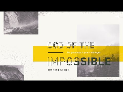 What Do You Do When You Need A Breakthrough? // Pastor Tyron Caswell [Sermon]