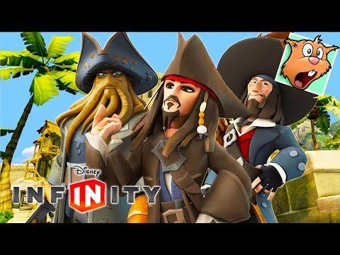 Пираты карибского моря мультфильм дисней