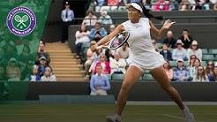 Claire Liu v Ann Li highlights - Wimbledon 2017 girls' singles final