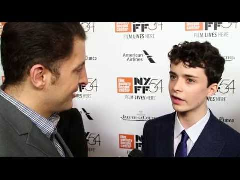 "Lucas Jade Zumann at the ""20th Century Women"" NYFF Premiere Behind The Velvet Rope with Arthur Kade"