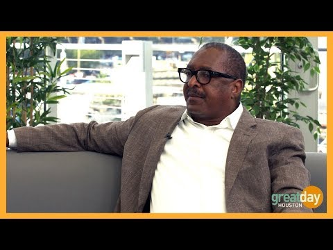 Music Executive Mathew Knowles Discusses His New Book