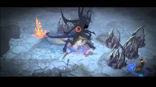 Diablo 3 PS3 Gameplay Español Parte 26 Final