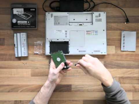 changer le disque d 39 un portable sony vaio par un disque. Black Bedroom Furniture Sets. Home Design Ideas