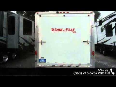 2012 Work N Play 18EC - Camping World of Winter Garden -... - YouTube